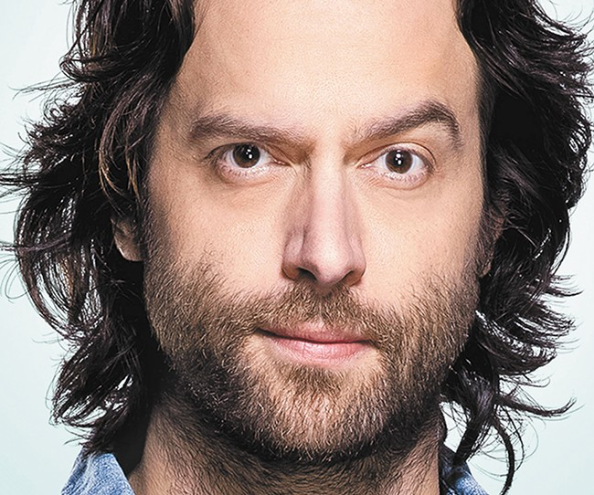 Chris D'Elia stars on NBC's Undateable while also hitting the stand-up stage.
