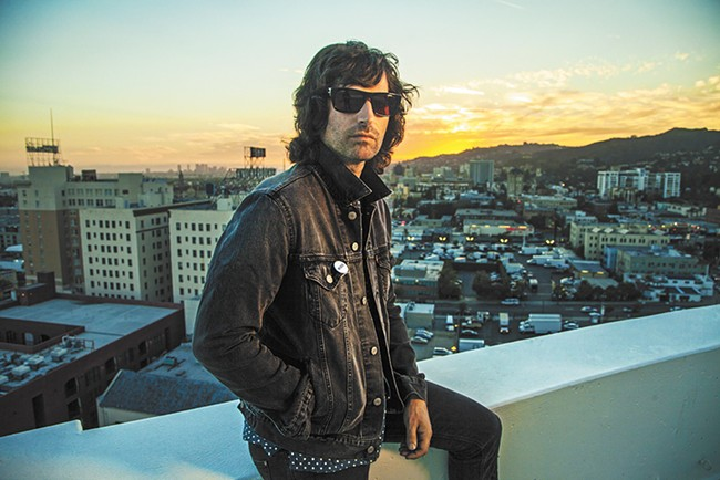 Pete Yorn headlines Sunday at The Bartlett.