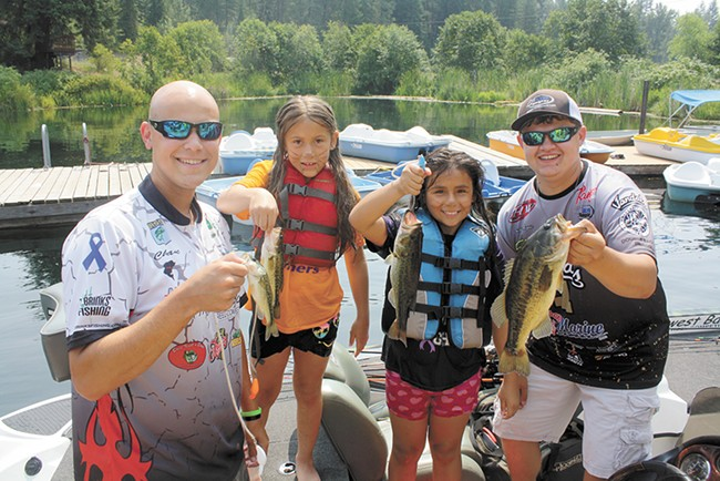 Camp Goodtimes offers a traditional summer camp experience to kids who've been diagnosed with cancer.