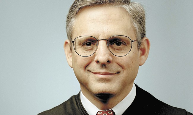 President Obama nominated Merrick Garland over Jane Kelly, a former public defender.