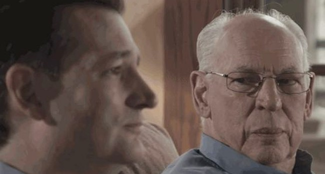 Was Ted Cruz's dad (right) in cahoots with Lee Harvey Oswald? We'll never know (but probably not).
