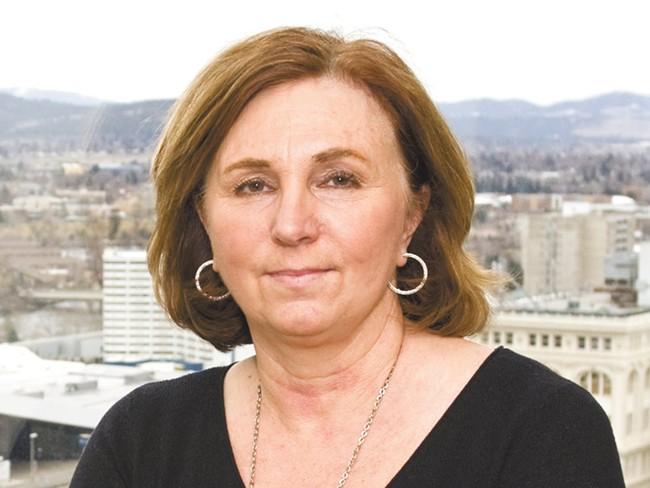 Nancy Isserlis is quitting her job as Spokane city attorney.