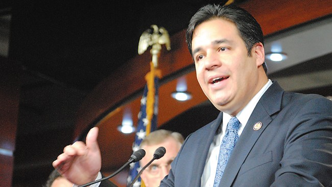 Idaho Republican Raul Labrador is co-sponsor of a sentencing reform bill in Congress.