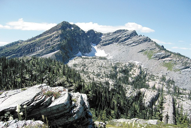 Families are invited to Scotchman Peaks for four special hikes. - MELISSA ELINOR PHOTO