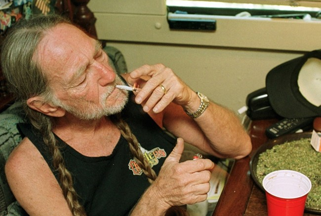 Cannabis is being accepted in more parts of society than Willie's tour bus these days.