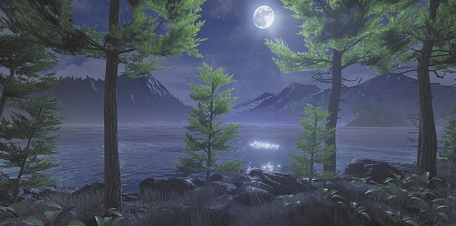 The setting for Obduction, which was released earlier this week.