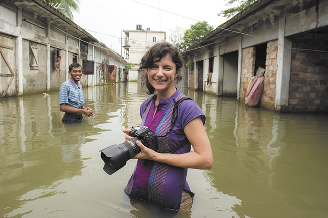 Ami Vitale is coming to the INB on Oct. 26 as part of National Geographic Live!