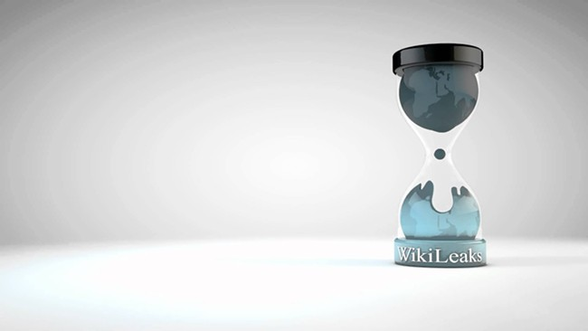 Got dirt on the candidates? Wikileaks might have a deal for you.