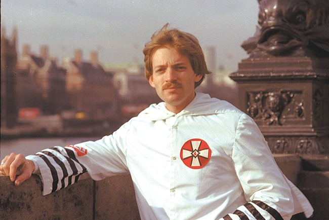 Former Ku Klux Klan leader David Duke is a fan of Donald Trump.