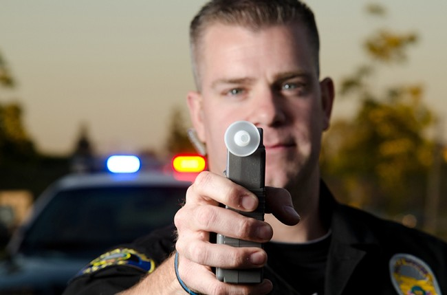 Are drug breathalyzers on the way?
