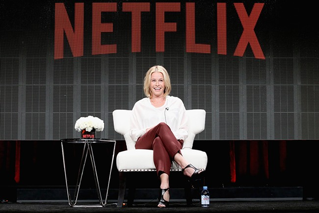 A newer, smarter Chelsea Handler?
