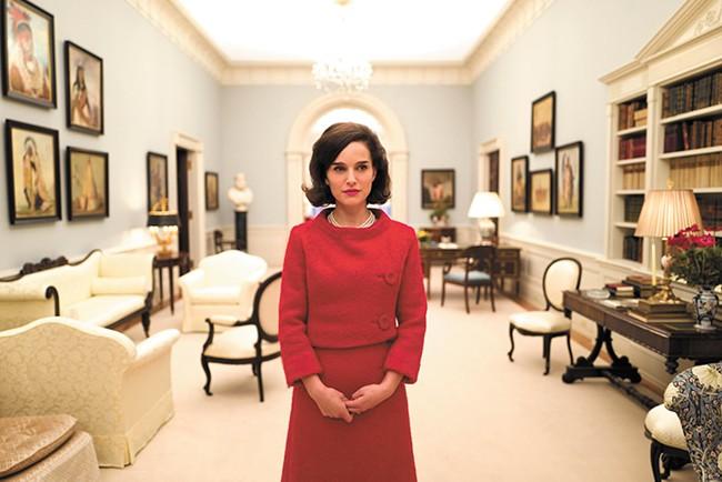 Natalie Portman plays one of our most beloved First Ladies in Jackie.