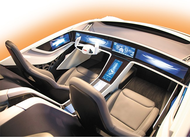 Are you ready for a driverless future?