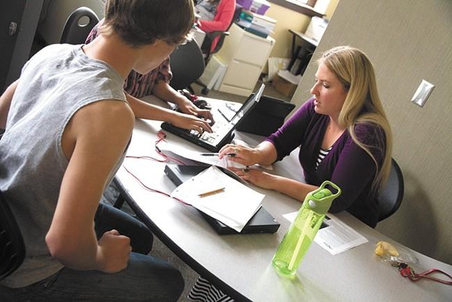 Spokane Public Schools is hoping reducing student suspensions will lead to long-term student success. - JENNIFER DEBARROS