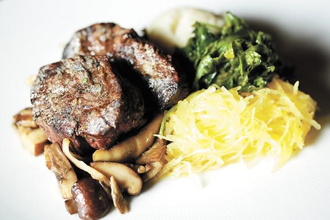 Masselow's beef tenderloin