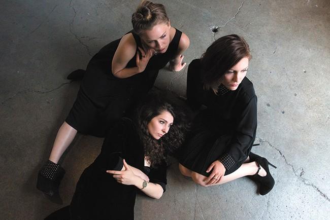 Joseph's latest album represents a leap forward for the Portland trio. - EBRU YILDIZ PHOTO