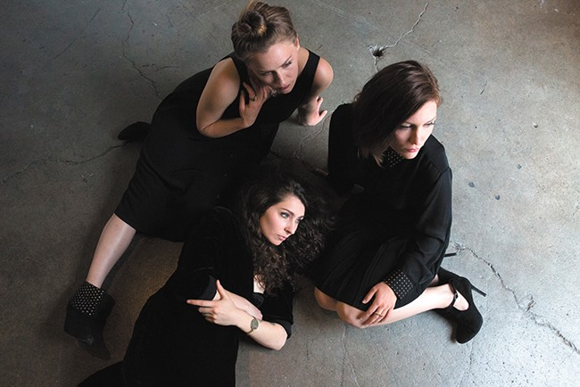 Joseph's latest album represents a leap forward for the Portland trio. - EBRU YILDIZ PHOTO