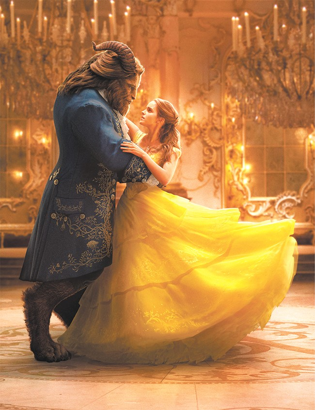 Belle and the Beast just don't connect like they once did.