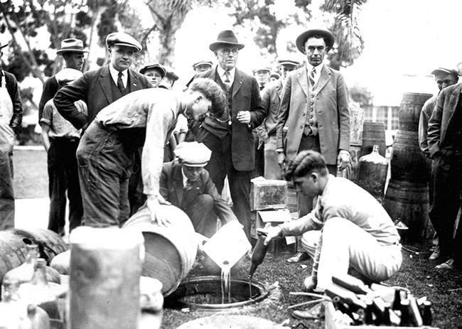 Since Prohibition, booze has reigned supreme, but is that changing?