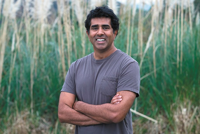 Jay Chandrasekhar appears at Auntie's and Spokane Comedy Club this weekend.