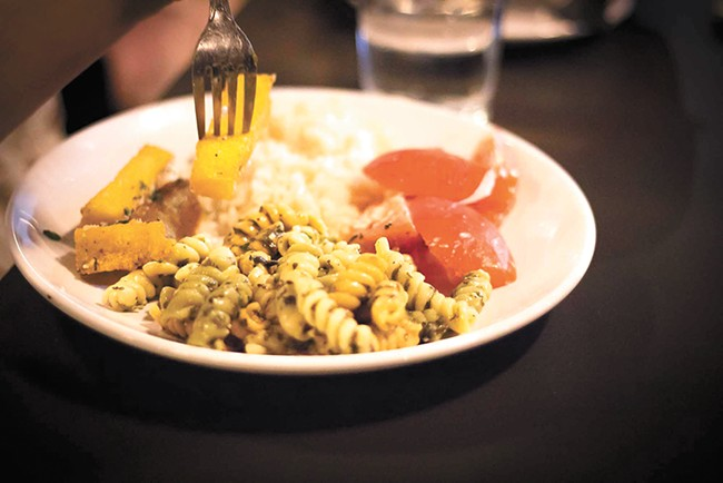 The Brazilian eatery offers much more than grilled meats.
