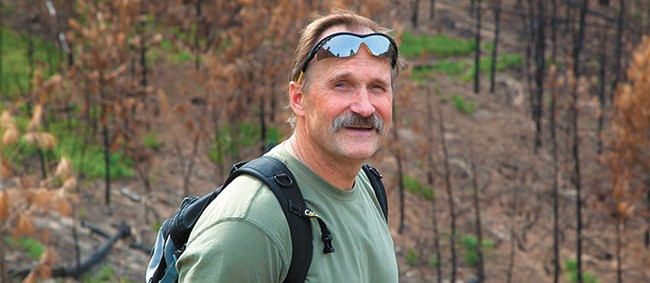 Dr. Paul Hessburg of the Forest Service will talk about megafires at The Bing.