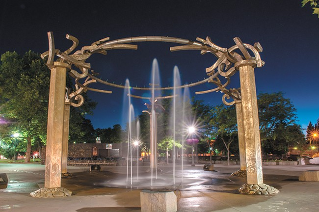 The Parks department plans to spend nearly $1 million to restore the Rotary Fountain, replacing broken equipment and adding modern improvements.