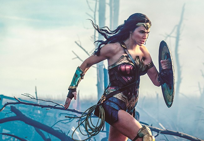 Wonder Woman finally gets her own movie, and it was worth the wait.
