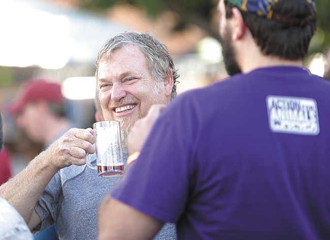 Spokane Brewers Festival returns Aug. 4-5. - YOUNG KWAK