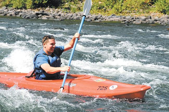Kayak + Dinner on July 13 and Aug. 17.
