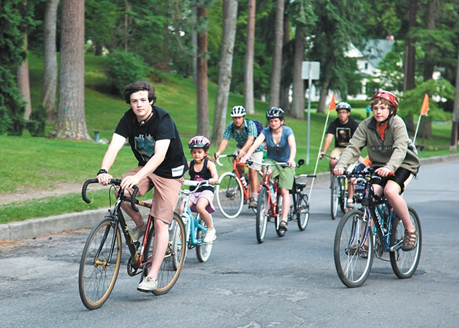 Don't miss Summer Parkways on June 21.