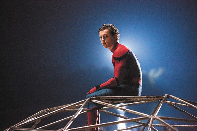 Spiderman, again, and this time it's excellent.