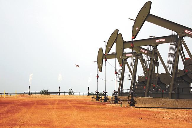 WSU researchers believe they can reduce pollution in the Bakken oil fields.