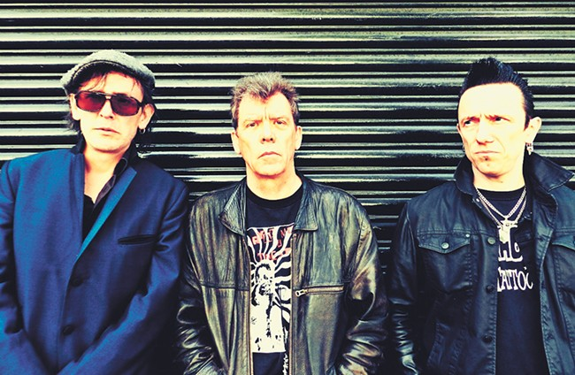 The Vibrators: Real punks don't age gracefully.