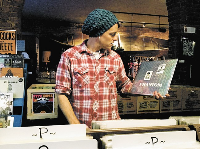 Garageland is home base for a new anthology film made in Spokane.