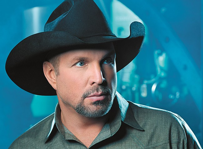 Garth Brooks sold out seven Spokane Arena shows in short order.
