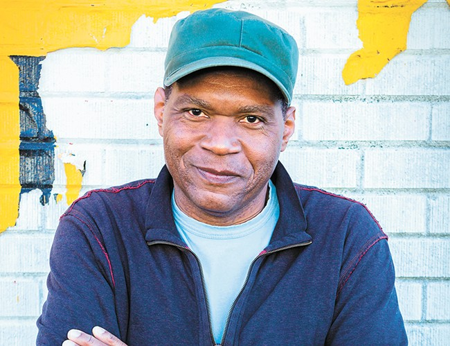 Robert Cray brings his four-piece backing band to town on Dec. 7.