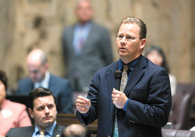 Chris Reykdal, state superintendent of public instruction, says of lawmakers: 