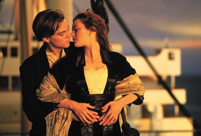 Jack and Rose forever: James Cameron's Titanic rakes in the dough every time it returns to the big screen.