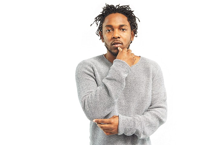 Kendrick Lamar has cemented his status as the most vital voice in hip-hop.
