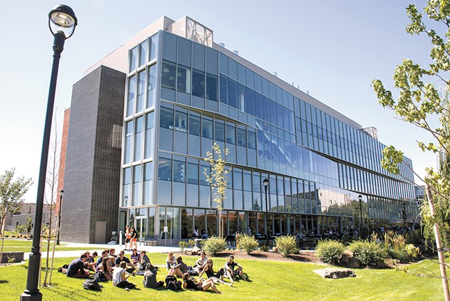 WSU's new Spokane medical school