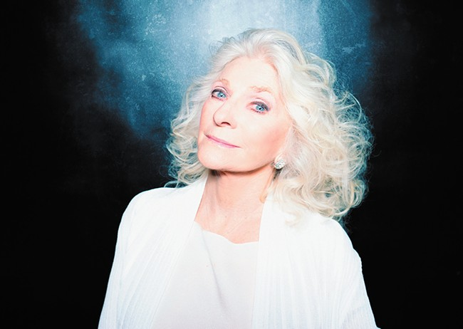 Judy Collins has performed with a who's who of iconic musicians through the years.