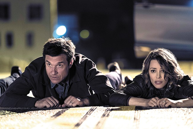 Jason Bateman and Rachel McAdams get embroiled in cutthroat competition in the unexpectedly sharp Game Night.