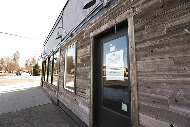 Culture Breads is sharing its space with Grain Shed Brewing. - YOUNG KWAK