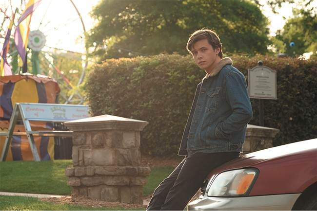 Nick Robinson plays a teenager grappling with his sexuality — and keeping it a secret — in the coming-out comedy Love, Simon.