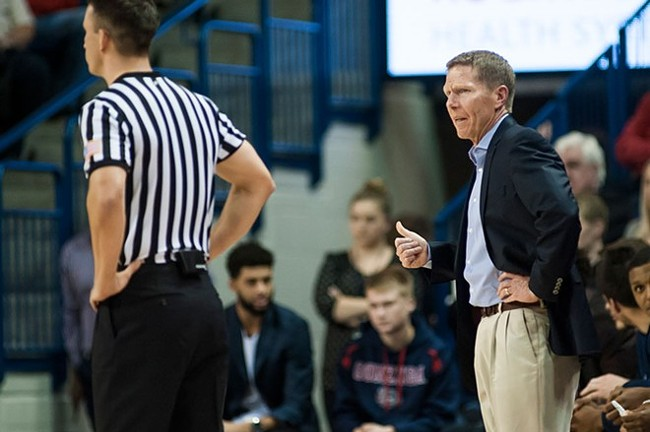 Gonzaga coach Mark Few has his team ready for another deep run a year after making the national championship game.