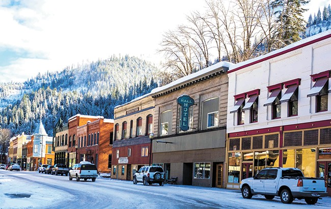 Wallace is worth a trip for both its food and scenic attractions. - WALLACE CHAMBER PHOTO