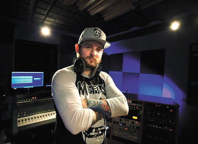 Motor-mouthed rapper Mac Lethal became an unlikely viral sensation with his lightning-fast hip-hop delivery.