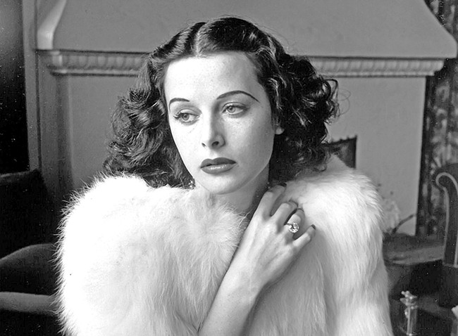 Hedy Lamarr, woman of mystery