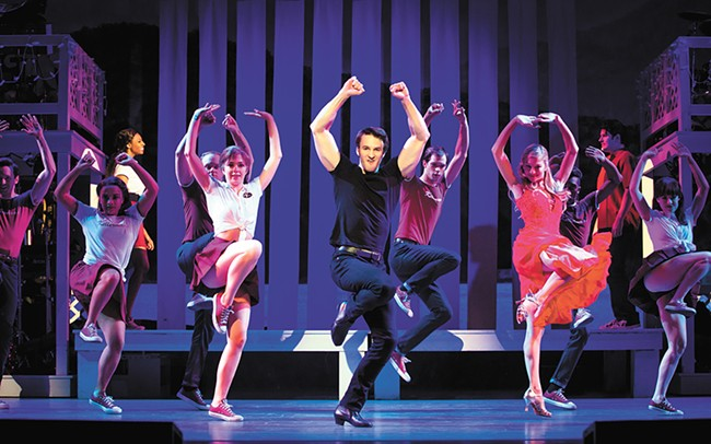 If you loved the Dirty Dancing movie, this touring musical is for you. - JEREMY DANIEL PHOTO
